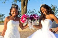 Qunisha/Whitney Bridal
